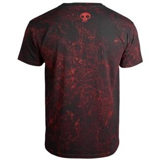 tričko pánské AMENOMEN - I´M NOT NIGHTMARE - RED - OMEN073KM