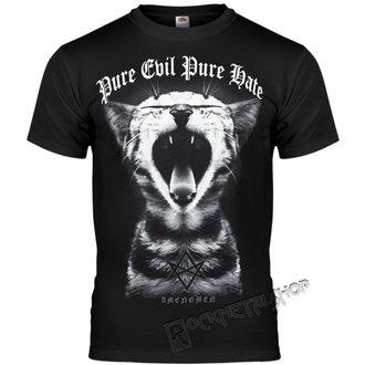 tričko pánské AMENOMEN - PURE EVIL - PURE HATE, AMENOMEN