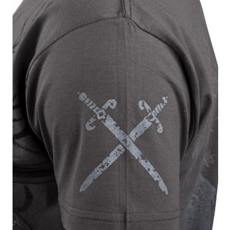 tričko pánské ALISTAR - Knight - ALI353