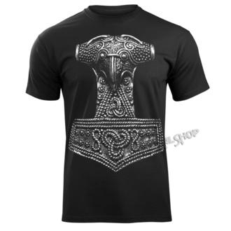 tričko pánské  VICTORY OR VALHALLA - THOR'S HAMMER, VICTORY OR VALHALLA