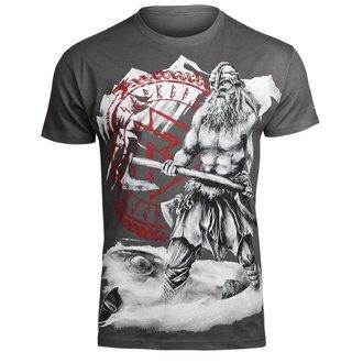tričko pánské ALISTAR - Viking Berserker, ALISTAR