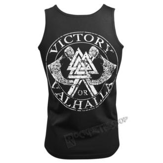 tílko pánské VICTORY OR VALHALLA - VIKING SKULL, VICTORY OR VALHALLA