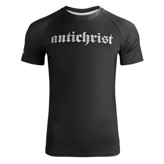 tričko pánské (technické) HOLY BLVK - RASHGUARD ANTICHRIST, HOLY BLVK