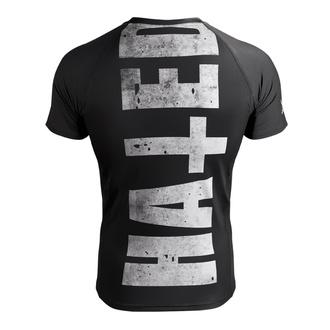 tričko pánské (technické) HOLY BLVK - RASHGUARD - HATED, HOLY BLVK