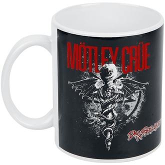 hrnek Mötley Crüe - Dr. Feelgood, NNM, Mötley Crüe