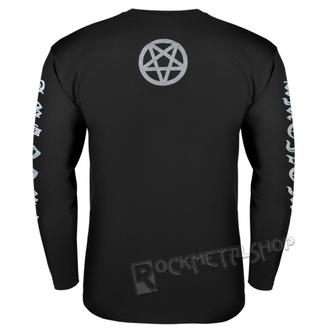 tričko pánské s dlouhým rukávem AMENOMEN - BAPHOMET, AMENOMEN