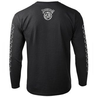 tričko pánské s dlouhým rukávem AMENOMEN - BURN MOTHERFUCKER, AMENOMEN