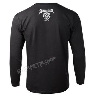 tričko pánské s dlouhým rukávem AMENOMEN - FUCK YOUR LIES, AMENOMEN