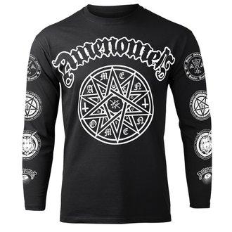 tričko pánské s dlouhým rukávem AMENOMEN - STAR, AMENOMEN