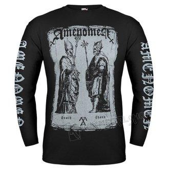 tričko pánské s dlouhým rukávem AMENOMEN - TWO POPES, AMENOMEN