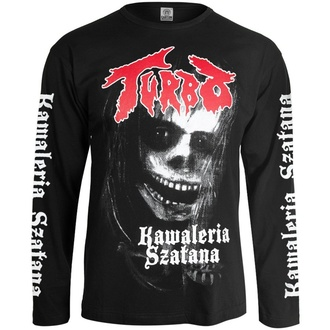 tričko pánské s dlouhým rukávem TURBO - KAWALERIA SZATANA - CARTON, CARTON, Turbo
