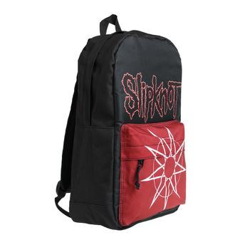 batoh SLIPKNOT - WANYK STAR - RED, NNM, Slipknot