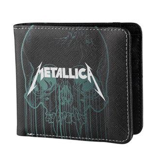 peněženka Metallica - Skull - RSMEWA03