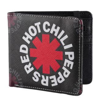 peněženka Red Hot Chili Peppers - Black Asterisk - RSRHWA03