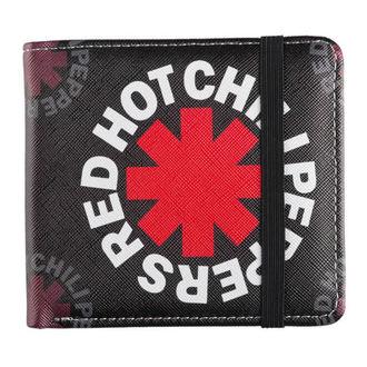 peněženka Red Hot Chili Peppers - Black Asterisk, NNM, Red Hot Chili Peppers