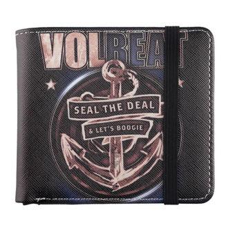 peněženka Volbeat - Seal The Deal, NNM, Volbeat