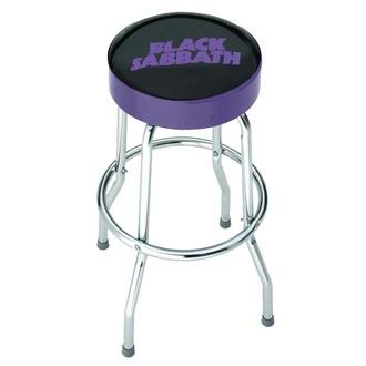 barová stolička BLACK SABBATH - LOGO, NNM, Black Sabbath