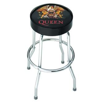 barová stolička QUEEN - CLASSIC CREST, NNM, Queen