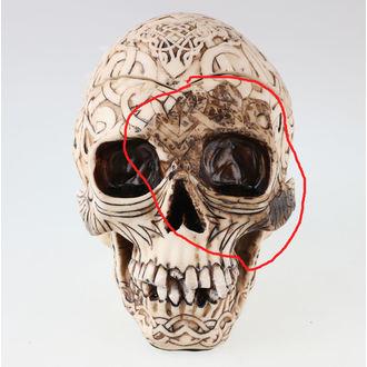 krabička na drobnosti Celtic Skull - POŠKOZENÁ, NNM