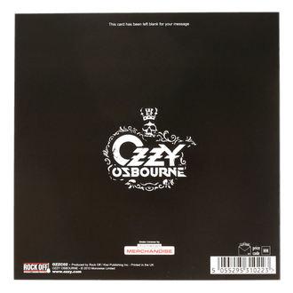 přání Ozzy Osbourne - ROCK OFF, ROCK OFF, Ozzy Osbourne