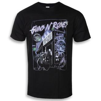 tričko pánské Guns N' Roses - Sunset Boulevard - ROCK OFF, ROCK OFF, Guns N' Roses