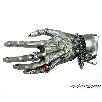 přezka na kožený opasek ALCHEMY GOTHIC - Hand, ALCHEMY GOTHIC