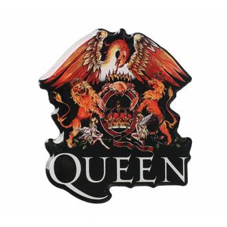 připínáček QUEEN - CREST - RAZAMATAZ, RAZAMATAZ, Queen