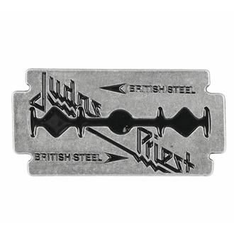 připínáček JUDAS PRIEST - BRITISH STEEL - RAZAMATAZ, RAZAMATAZ, Judas Priest