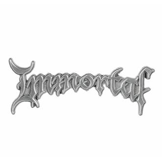 připínáček IMMORTAL - LOGO - RAZAMATAZ, RAZAMATAZ, Immortal