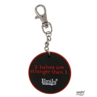 přívěšek EMILY THE STRANGE, EMILY THE STRANGE