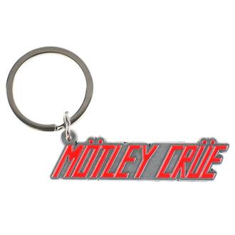 klíčenka (přívěšek) Mötley Crüe - Logo - RAZAMATAZ, RAZAMATAZ, Mötley Crüe