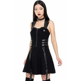 šaty dámské KILLSTAR - Psy-Ops - BLACK, KILLSTAR