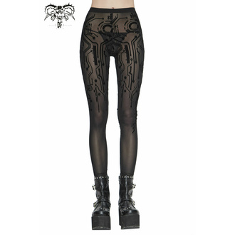 kalhoty dámské (legíny) DEVIL FASHION - PT141