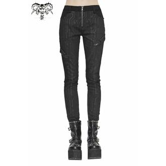 kalhoty dámské DEVIL FASHION - PT142