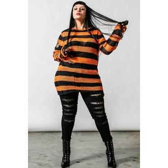 svetr unisex KILLSTAR - Pumpkin Knit - Black/Orange, KILLSTAR