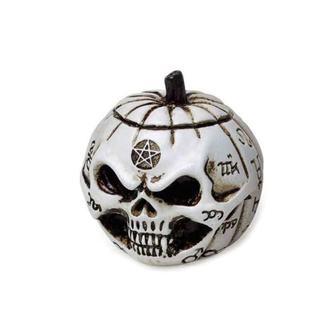 dekorace ALCHEMY GOTHIC - Pumpkin Skull, ALCHEMY GOTHIC
