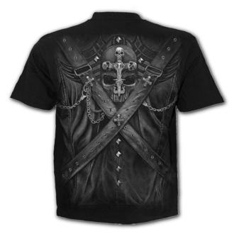 tričko pánské SPIRAL - STRAPPED - Black, SPIRAL