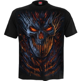 tričko pánské Spiral - OBLIVION - Black, SPIRAL