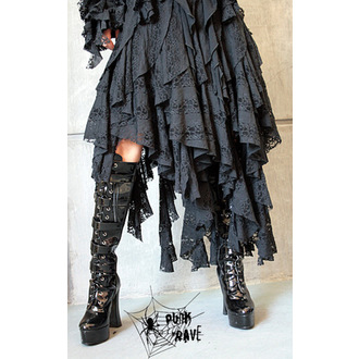sukně dámská PUNK RAVE - Decadence