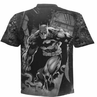tričko pánské SPIRAL - Batman - VENGEANCE WRAP - Black, SPIRAL, Batman