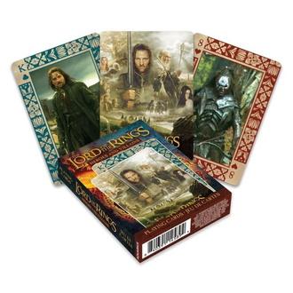 hrací karty Pán prstenů - Heroes and Villains, NNM