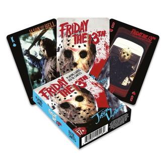 hrací karty Friday the 13th - Jason, NNM, Friday the 13th
