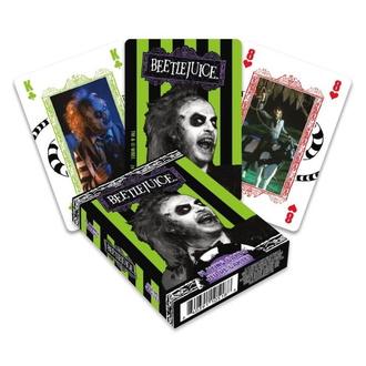 hrací karty Beetlejuice, NNM, Beetlejuice