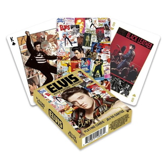 hrací karty Elvis Presley - Posters, NNM, Elvis Presley