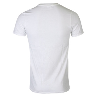 tričko pánské LINKIN PARK - BRACKET LOGO (WHITE) - PLASTIC HEAD, PLASTIC HEAD, Linkin Park