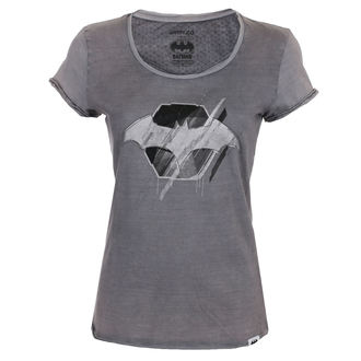 tričko dámské BATMAN - ANTRACITE