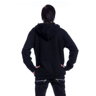mikina pánská Vixxsin - RAG - BLACK, VIXXSIN
