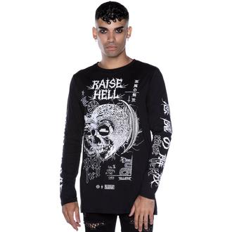 tričko unisex s dlouhým rukávem KILLSTAR - Raise Hell, KILLSTAR