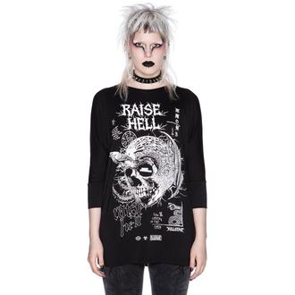 tričko dámské (tunika) KILLSTAR - Raise Hell - Raglan, KILLSTAR