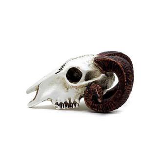 dekorace ALCHEMY GOTHIC - Rams Skull, ALCHEMY GOTHIC